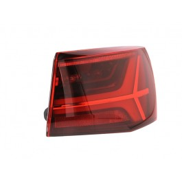 stop spate lampa audi a6 4g c7 06 14 avant highline version omologare ece spate exterior led 4g59450