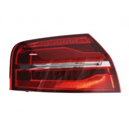 stop spate lampa audi a8 d4 4f 11 13 omologare ece spate led exterior 4h0945095h