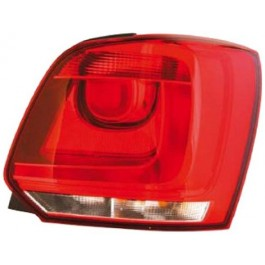 Stop spate lampa Volkswagen Polo 6R 08 2009- AL Automotive lighting partea Dreapta