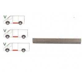 Panou reparatie lateral Mercedes Sprinter 2006- Partea Stanga, Lateral, lungine 1200 mm, inaltime 200 mm