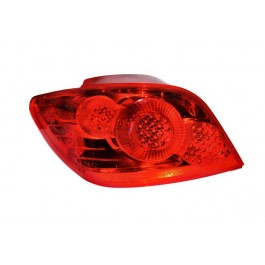 stop spate lampa peugeot 307 3 09 05 09 07 hatchback spate omologare ece cu suport bec 6350 xo 6350x