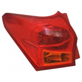 stop spate lampa toyota auris e18 01 13 hatchback spate omologare ece fara suport bec exterior 81561