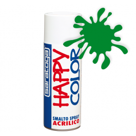 Spray vopsea Verde Mar HappyColor Acrilic, 400ml