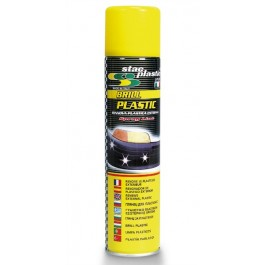 Spray curatat reconditionat plastic exterior Stac Plastic Italy 400 ml