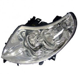 Far Peugeot BOXER 09 2006-08 2010 FIAT DUCATO 250 09 2006-08 2010 CITROEN JUMPER 09 2006-08 2010 AL Automotive lighting partea Stanga H1+H7 cu motoras