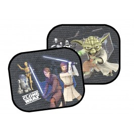 Parasolar lateral Clone Wars -set 80x40cm perdele laterale