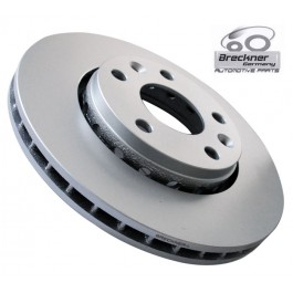 Disc frana Duster ventilat 280mm Renault Fluence Megane 2 - Breckner Germania