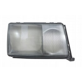 Dispersor sticla far Mercedes W124 Clasa E Sedan Coupe Cabrio Combi 1990-1992 AL Automotive lighting partea Dreapta
