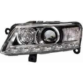 Far Audi A6 C6 10 2008- TYC fata dreapta daytime running light D3S+H7+LED