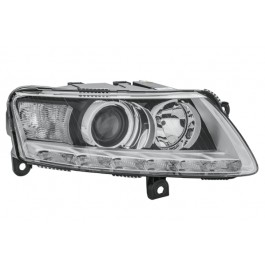 Far Audi A6 C6 Sedan Avant 05 2004- HELLA fata dreapta daytime running light D3S+H7