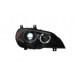 Far Bmw X5 E70 10 2006-03 2010 AL Automotive lighting fata dreapta cu bec H1+H7