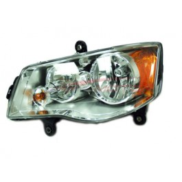 Far Chrysler Voyager TOWNCOUNTRY 01 2008- BestAutoVest partea Stanga H11+H11