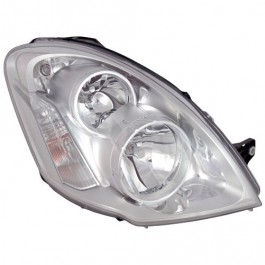 Far Iveco Daily 09 2011- AL Automotive lighting partea Dreapta H1+H7 cu motoras