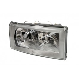 Far Iveco Daily 2 01 1999-04 2006 AL Automotive lighting partea Dreapta H1+H7 cu motoras