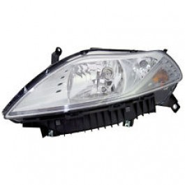 Far Lancia Ypsilon 06 2011- AL Automotive lighting partea Dreapta H4 cu motoras daytime running light