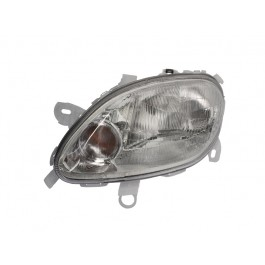 Far Mcc Smart ForTwo CITY Coupe Cabrio MC01 07 1998-02 2000 AL Automotive lighting partea Stanga H4 cu motoras