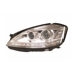 Far Mercedes Clasa S W221 06 2009- AL Automotive lighting partea Dreapta D1S+H7+H7