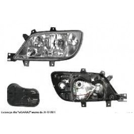 Far Mercedes Sprinter 208-416 01 2003-07 2006 BestAutoVest partea Dreapta H3+H7+H7