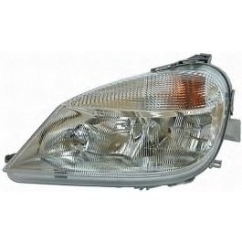 Far Mercedes VANEO 02 2002-07 2005 AL Automotive lighting partea Stanga H1+H1+H7
