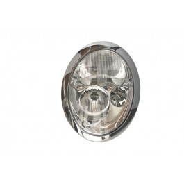 Far Mini One Cooper Cooper S 06 2001-06 2004 AL Automotive lighting partea Stanga H7+H7 electric
