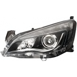 Far Opel Astra J 09 2009- HELLA fata dreapta daytime running light