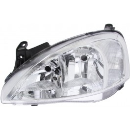 Far Opel Corsa Combo 07 2000-10 2003 AL Automotive lighting fata stanga