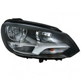 Far Volkswagen EOS 1F 11 2010- HELLA partea Dreapta daytime running light