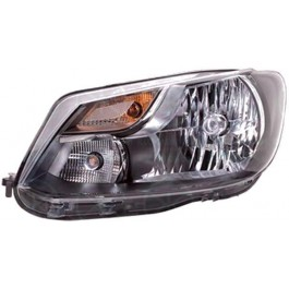 Far Volkswagen Touran 1T3 07 2010- CADDY III LIFE 2K 06 2010- HELLA partea Stanga daytime running light