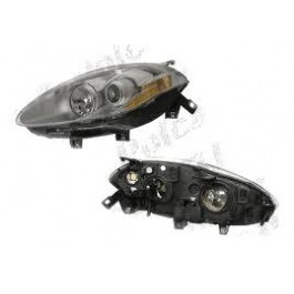 Far Fiat Bravo 198 03 2010- AL Automotive lighting partea Dreapta tip bec H1+H7 baza neagra