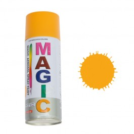 Spray vopsea MAGIC Galben sport