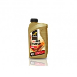 Ulei de motor motociclete KROSS 2T-Red Power 1L