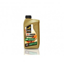 Ulei de motor motociclete KROSS 2T- Green Power 1L