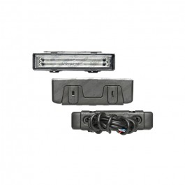 Lumini de zi - Daytime running light universale 146x33x50mm 12V 24V la set de 2 bucati