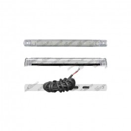 Lumini de zi - Daytime running light universale 237x20x25mm 12 24V
