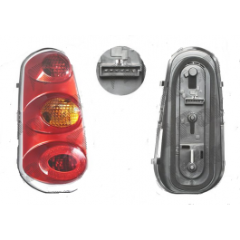 Stop spate lampa Smart ForTwo CITY Coupe 2004-12 2006 ULO partea Stanga