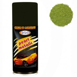 Spray vopsea metalizat Verde AURIU 380A 150ML