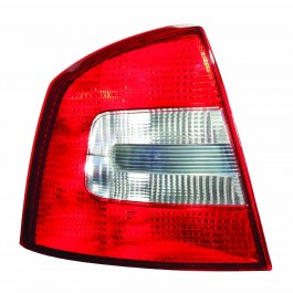 Stop spate lampa Skoda Octavia 2 hatch (1Z3/1Z5) 10.2008- AL Automotive lighting partea Stanga