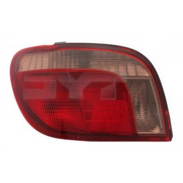 Stop spate lampa Toyota Yaris Japanese production CP10 04 1999-03 2002 BestAutoVest partea Stanga
