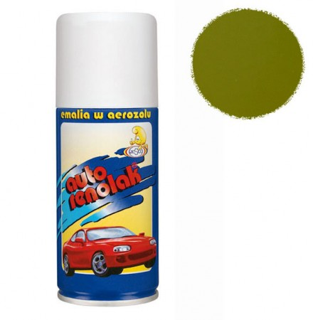 Spray vopsea Mazare Verde L-76 150ML WESCO
