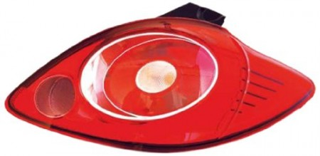Stop spate lampa Ford KA RU8 10 2008- AL Automotive lighting partea Dreapta