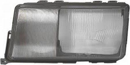 Dispersor sticla far Mercedes W201 190 10 1982-08 1993 AL Automotive lighting partea Stanga