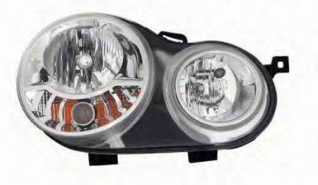 Far Volkswagen Polo Hatchback 10 2001-04 2005 AL Automotive lighting partea Dreapta