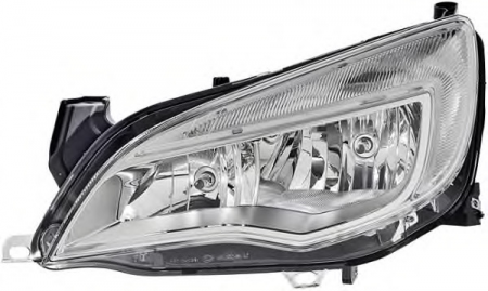 Far Opel Astra J 09 2009-12 2012 HELLA fata dreapta daytime running light