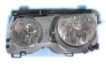 Far Bmw 3 E46 COMPACT 03 2000-12 2004 AL Automotive lighting fata stanga