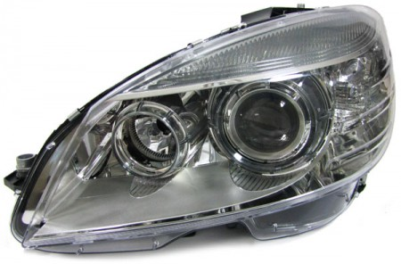Far Mercedes Clasa C W204 03 2007-03 2011 AL Automotive lighting partea Dreapta D1S+H7