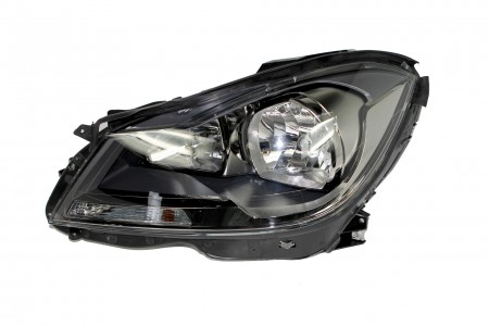 Far Mercedes Clasa C W204 03 2011- AL Automotive lighting partea Stanga H7+H7