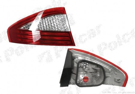 Stop spate lampa Ford Mondeo BA7Hatchback 03 2007-03 2010 BestAutoVest partea Stanga exterior