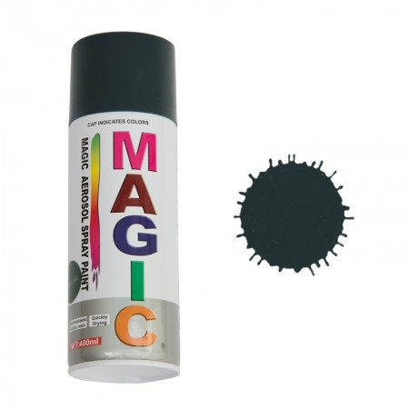 Spray vopsea MAGIC Verde 560