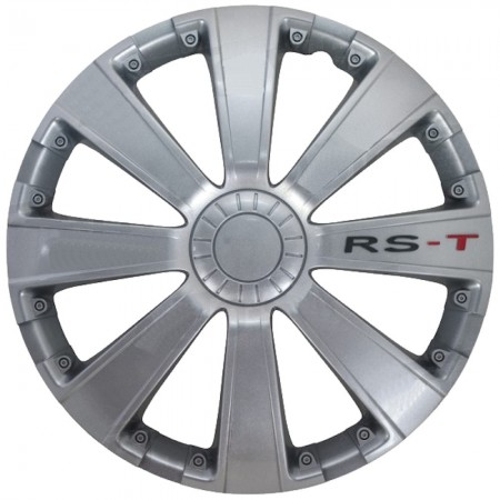 Set capace roti 14 inch RS-T Silver