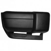 Parte laterala bara , colt lateral flaps fata , stanga ,negru Jeep Cherokee (Xj), 10.1996-09.2001, 5DY41DX9AB